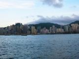 Panoramic view of HongKong