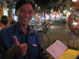 My motorbike driver: Mr. Chao (slideshow)