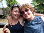 American/German couple living in Thailand.