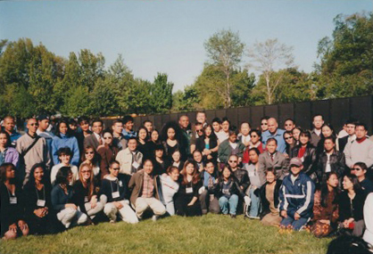 2000 reunion of An Lac orphans