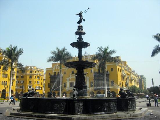 La Catedral Fu il fondatore di Lima