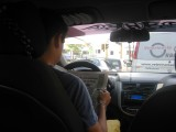"""Weekly Photo Challenge: culture"" Taxi Driver"