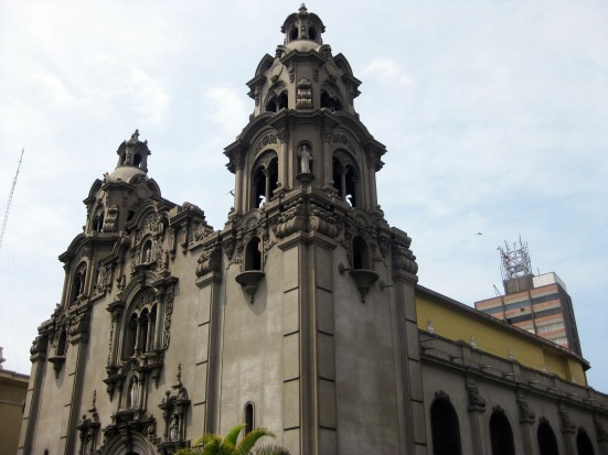 PK church