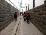 Walking Around Cusco