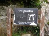 Intipunku: the Sun Gate at MachuPicchu